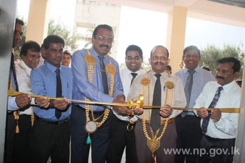 Eye Surgery Unit ceremonially opened in Kilinochchi General Hospital