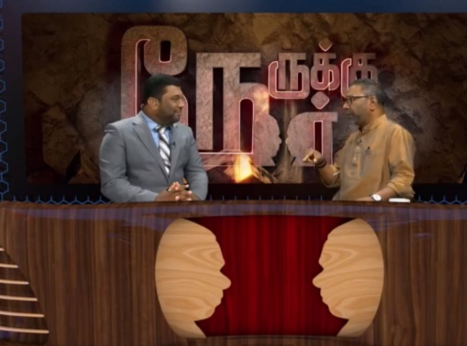 Governor's Athavan TV Interview