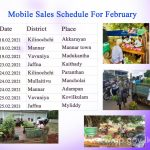 Mobile service of the Provincial Department of Agriculture – February