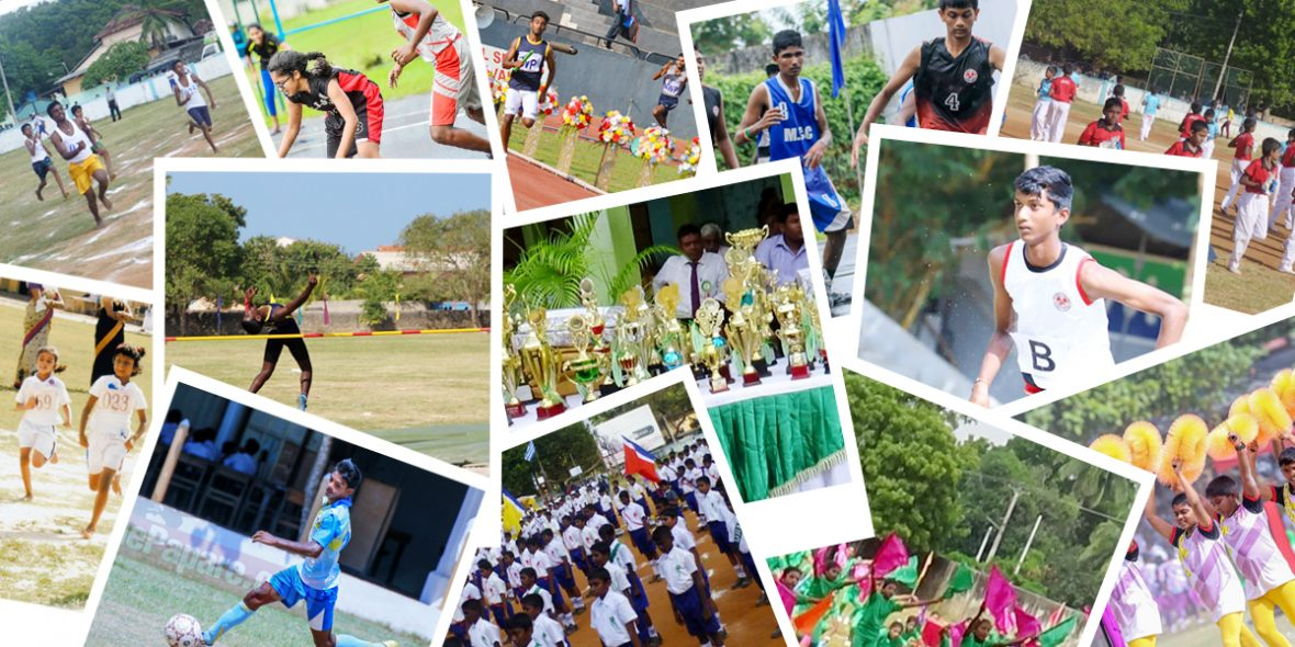 Department of Sports – Northern Provincial Council, Sri Lanka